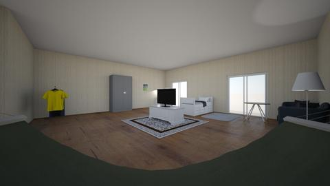 my brothers room - Modern - by Stephy912