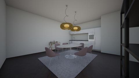 Keuken - Kitchen  - by Larismms