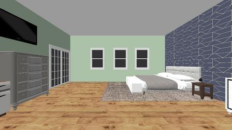 A room - by kranetea