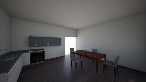 Scene 2 - Kitchen  - by bhyslop