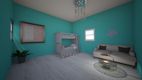 color palette room - Bedroom  - by jade gere