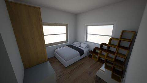 ROOMMMMMMMMM - Bedroom  - by hellobonj0ur