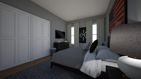 Brandon - Bedroom - by dmcdc