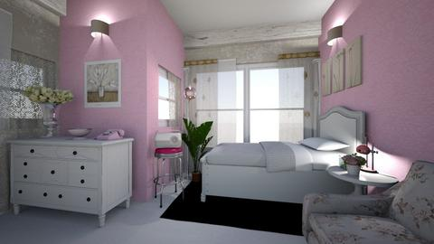 retrocandy - Bedroom - by yulingchen