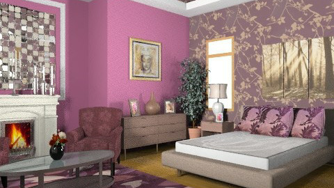 plummm - Classic - Bedroom  - by Cejovic Andrijana