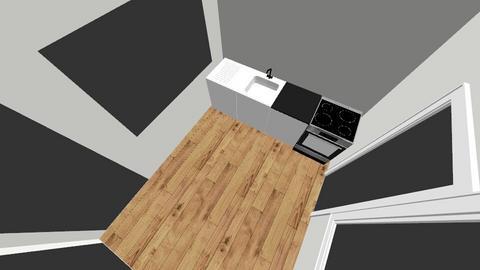 wb 3 keuken - Kitchen  - by brigloc