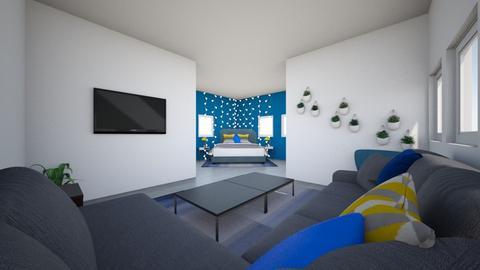cool bedroom - Bathroom  - by aparish5846