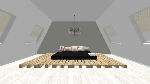 Bedroom_4 - Bedroom - by Louise167