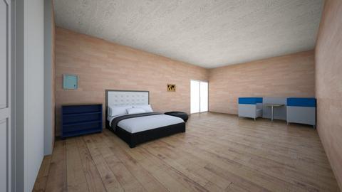 Cuarto 1 - Bedroom  - by MICHE13
