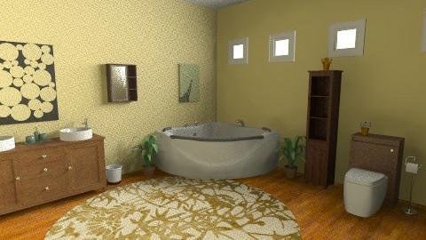 Dream Bathroom - Eclectic - Bathroom  - by Noelle Marie