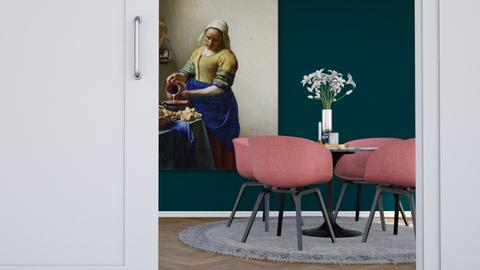Come dine with me - Modern - Dining room - by HenkRetro1960