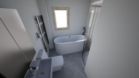 Bathroom 2 - Modern - Bathroom  - by mcrowther