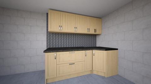Kitchen Design 1 - Kitchen  - by Jonny1987