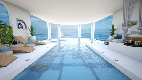 Hotel Pool Template MND - by Avalonme