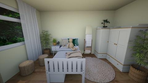 Amalka 3 - Kids room  - by Anet ka