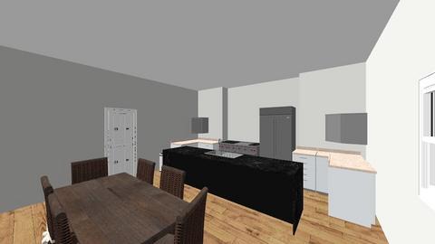 Kitchen 1 - Kitchen  - by TrevorB24
