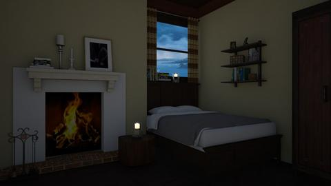 Eurythmics - Eclectic - Bedroom - by Elenny