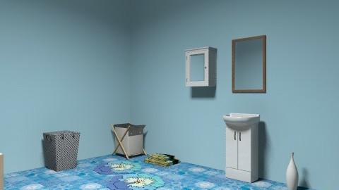 Kylpyhuone/Vessa - Glamour - Bathroom  - by KINSTON
