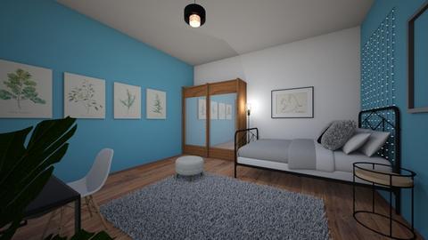 sla - Minimal - Bedroom  - by high_hopes