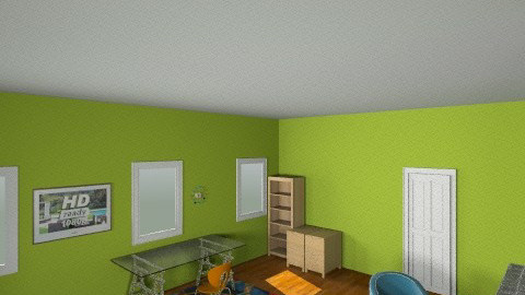 Redo of Coras place - Vintage - Office  - by aubriella