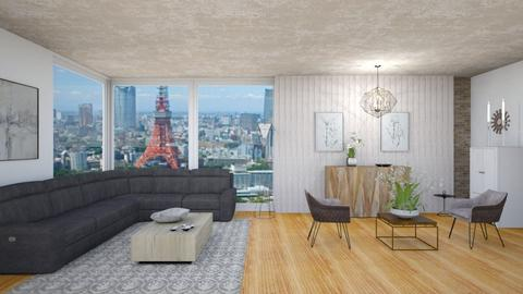 Modern Room - Modern - by shelleycanuck
