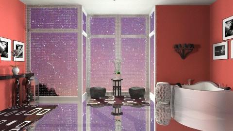Shadow Box - Modern - Bathroom  - by HGranger2