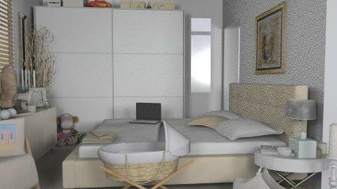 Sunshine - Classic - Bedroom - by annagunbina