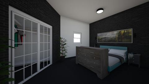 uris living room - Modern - Living room  - by PugCentral