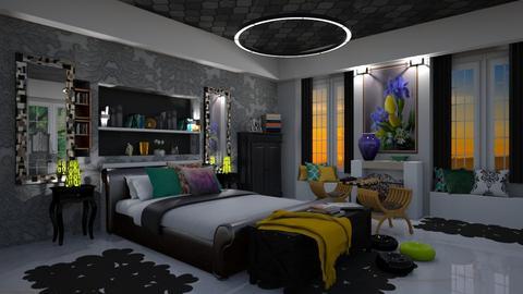 Dormitorio - by Teresa Valdes Beso