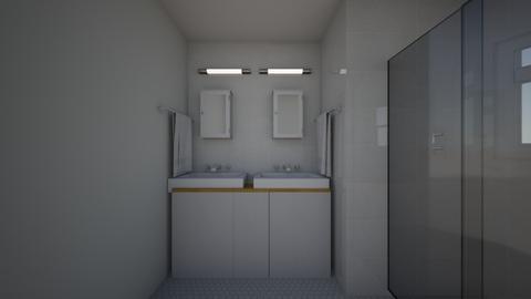 master - Bathroom  - by NickLovrovich