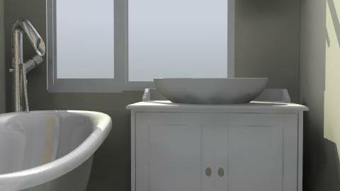 My Bathroom Renovation 4 - Eclectic - Bathroom  - by Rosanna2002
