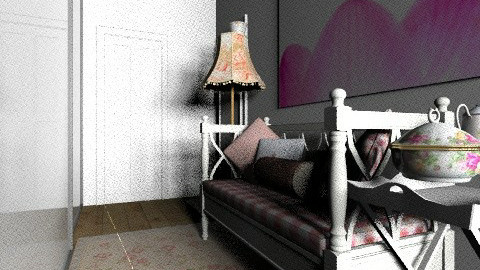 Bedroom K2 - Modern - Bedroom - by sumz78