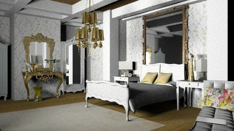 Matrimony - Glamour - Bedroom  - by mrschicken