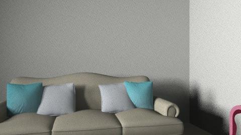 Cherelle Gayle - Glamour - Living room  - by cherellebgayle