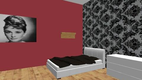 Teen Room - Feminine - Bedroom - by FN27622