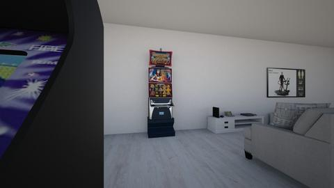 gaming room - Kids room  - by gmoney30