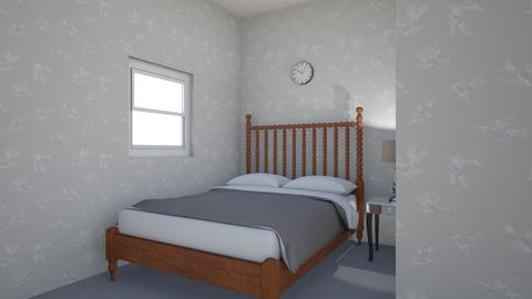 N i g h t  N i g h t - Classic - Bedroom  - by DerpyMoggins