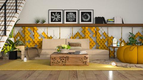 Beehouse - Living room  - by seth96