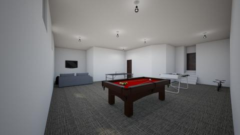 Basement - Modern - by KingGrace