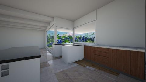 kitchen 4 - Eclectic - Kitchen  - by marjantam