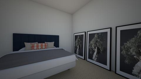 bedroom - by abrara