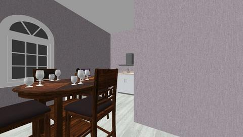 nwelt - Modern - Dining room  - by napolean105