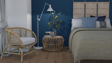 Rattan - Bedroom  - by Thrud45