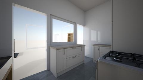 kitchen - Minimal - Kitchen  - by Klouise35