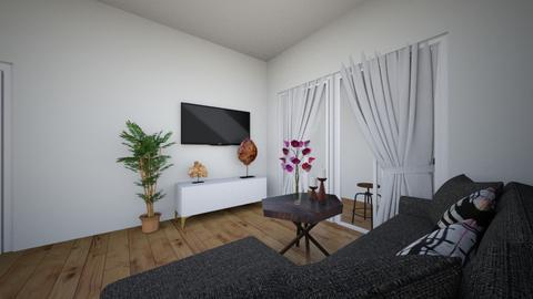 Klagenfurt - Modern - Living room  - by amiehanie