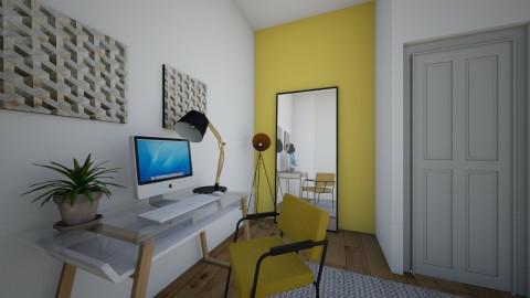 adamsoffice - Modern - Office  - by Jessica Lucy Parker