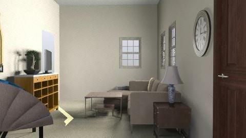 ForMum - Minimal - Living room  - by PennyDreadful