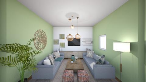 Dnevni boravak 1 - Living room  - by redzicka