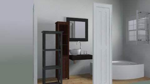 Eszter Fekete  - Minimal - Bathroom  - by Fekete Eszter