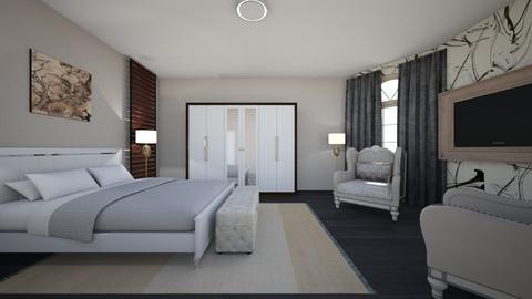 ghhh - Bedroom - by Gheisa Souza